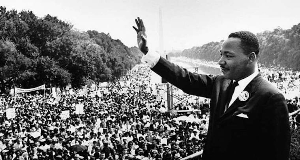 Why MLK Day is Now a Company Holiday